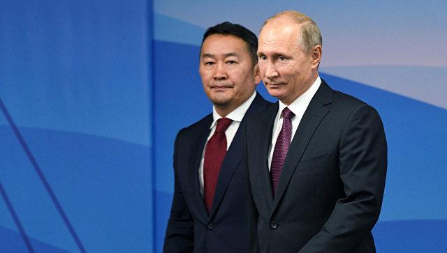 путин монгол улсад зурган илэрцүүд
