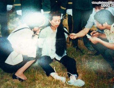 Хятадын залуу сайхан бүсгүйчүүд цаазлуулахын өмнөхөн