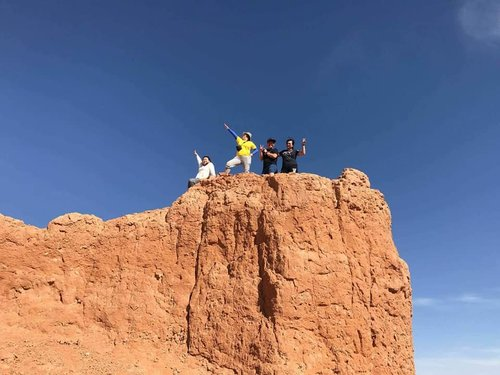 How is Gobi Tour