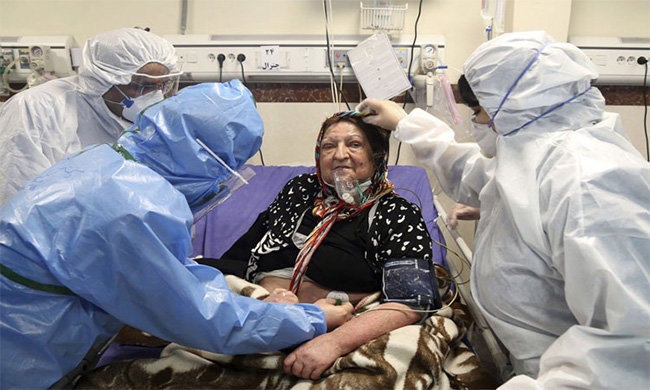 COVID-19: Иранд 103 настай эмэгтэй эдгэрчээ