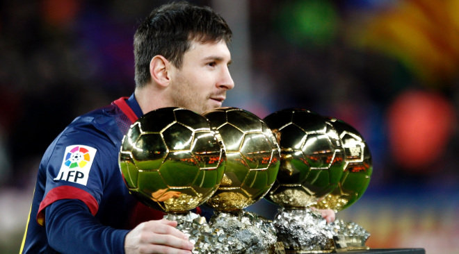 Lionel-Messi-Four-Ballon-DOur