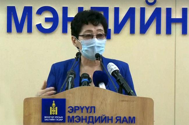 А.Амбасэлмаа: ОХУ-д сурч байсан газарт нь өвчлөл гарсан байсан ...